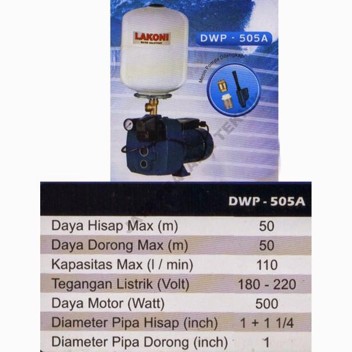 harga Gojek pompa air sumur dalam lakoni dwp 505 Tokopedia.com