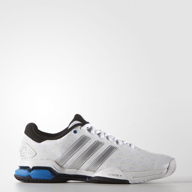 harga Adidas men barricade club tennis shoes white original Tokopedia.com