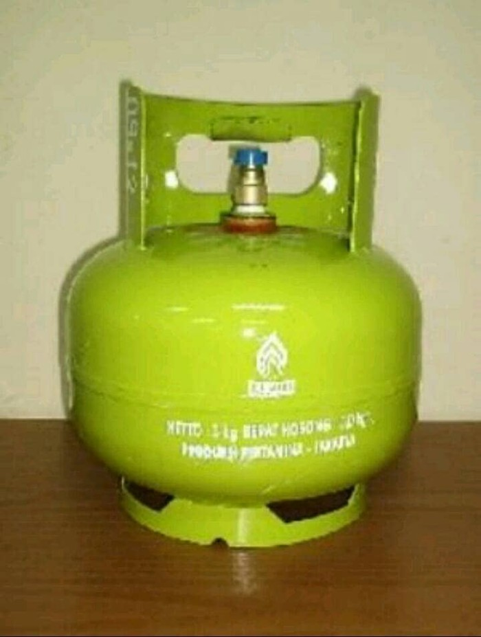 harga Tabung gas elpiji 3 kg + isi Tokopedia.com
