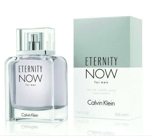 parfum pria calvin klein eternity now for men 100ml