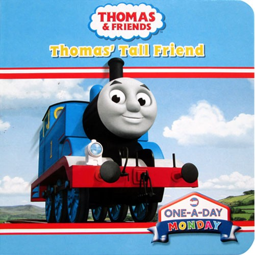 harga Thomas tall friend - thomas and friends board book Tokopedia.com