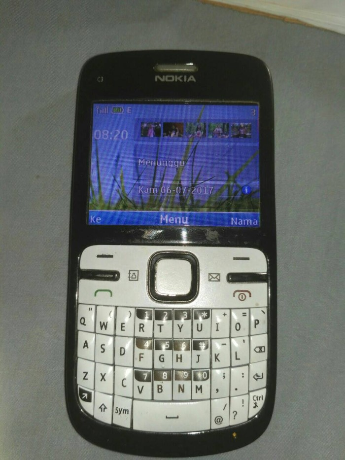 Katalog Hp Nokia C3 Seken Travelbon