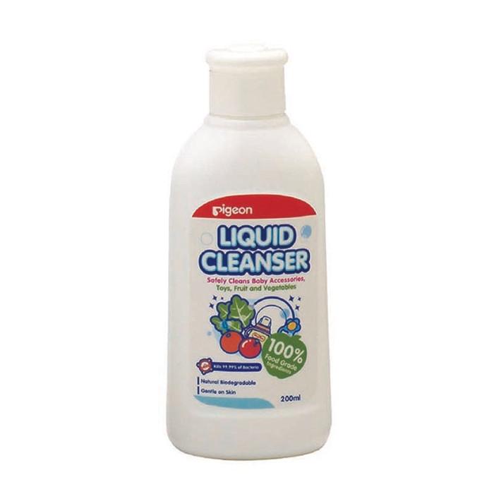 harga Pigeon liquid cleanser pembersih botol susu bayi 200ml - a0000158 Tokopedia.com