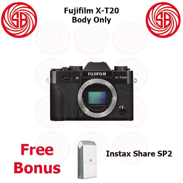 harga Kamera fujifilm x-t20 body only ; fuji xt20 bo ; mirrorless xt 20 Tokopedia.com