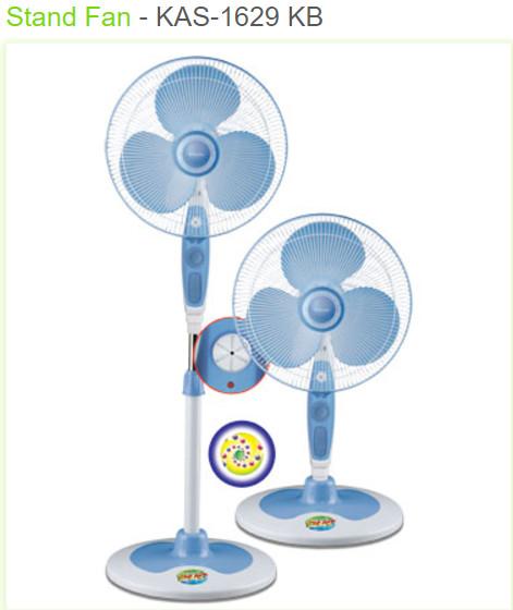harga Kipas angin miyako stand fan kas-1629 kb 16 inch Tokopedia.com