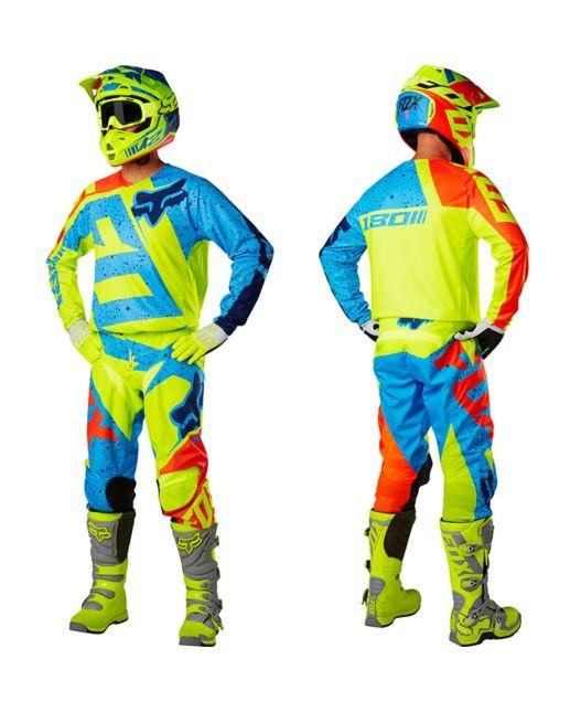 harga Motocross jersey set 004 Tokopedia.com