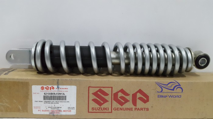 Shock Breaker Nex 62100b09j00n13l Suzuki Genuine Parts