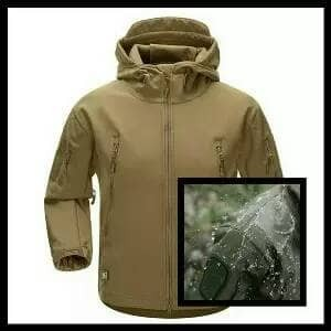 Jaket Tad Gear Tactical Import Super Quality (tahan Air)