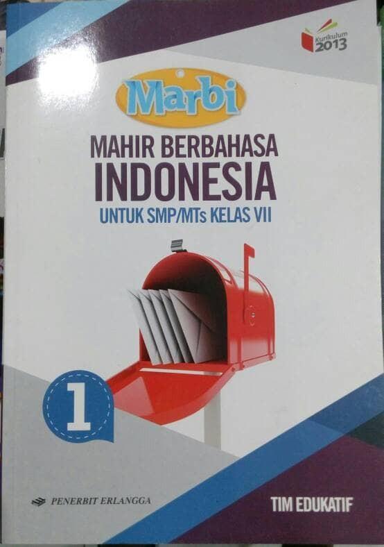 harga Bahasa indonesia kelas 7 k14 rev erlangga Tokopedia.com