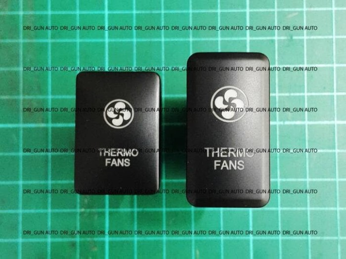 harga Push switch panel thermo fans (extra fan) khusus toyota Tokopedia.com
