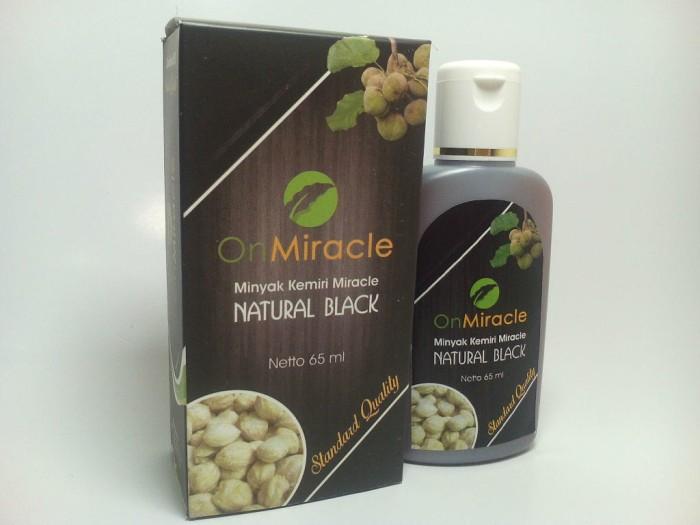 harga Minyak kemiri bakar (hitam) penumbuh rambut miracle Tokopedia.com