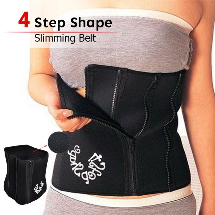 Katalog 4 Step Slimming Belt Travelbon.com