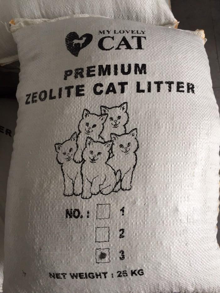 Jual Pasir kucing Zeolit MyLovelyCat 25kg - Jakarta Utara