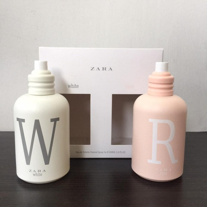 Jual Parfum Zara White Rose Original Sale Dki Jakarta