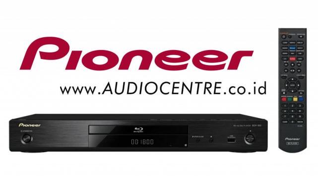 harga Pioneer bdp-180  blu-ray & dvd player bdp180 bluray audiocenter Tokopedia.com