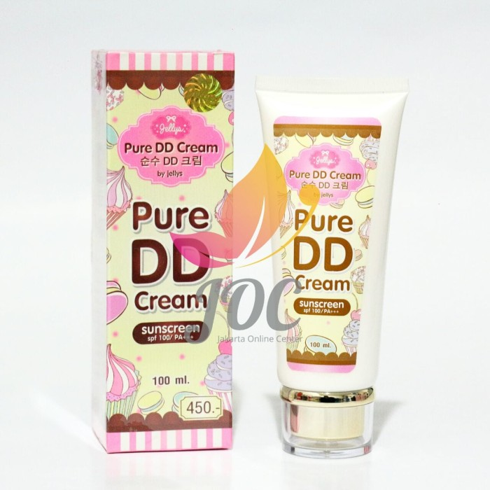 DD Cream Pure Jellys / Original Thailand
