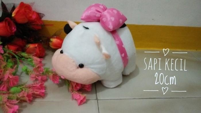 Foto Produk Boneka sapi kecil  murah dari NN BONEKAKU
