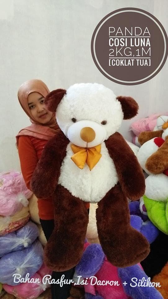 Foto Produk Boneka beruang cosi luna 2 dari NN BONEKAKU