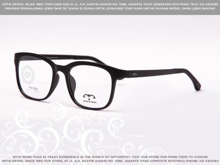 Jual Frame Kacamata Pria   Wanita - Harman Kardon ST1010 B + Lensa ... d19f7dc69d