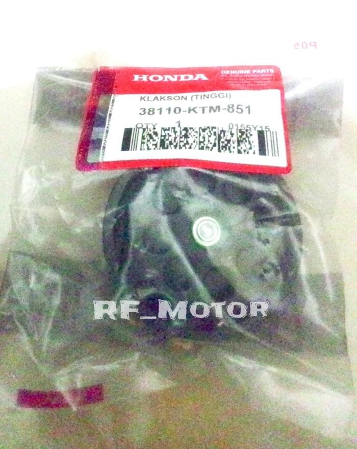 harga Klakson (tinggi) motor bebek/matic honda/12v Tokopedia.com