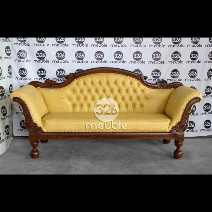harga Sofa jati mebel jepara sofa jati sofa santai Tokopedia.com
