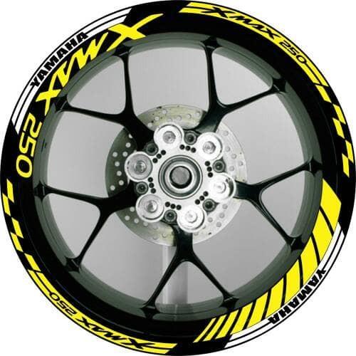 harga Stiker velg yamaha xmax 250 motogp ring 14 15 Tokopedia.com