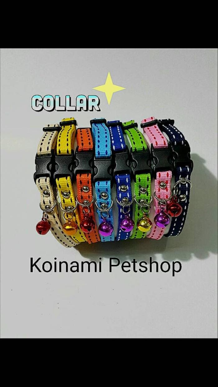 kalung kucing / kalung anjing / collar kucing / aksesoris anjing kucin