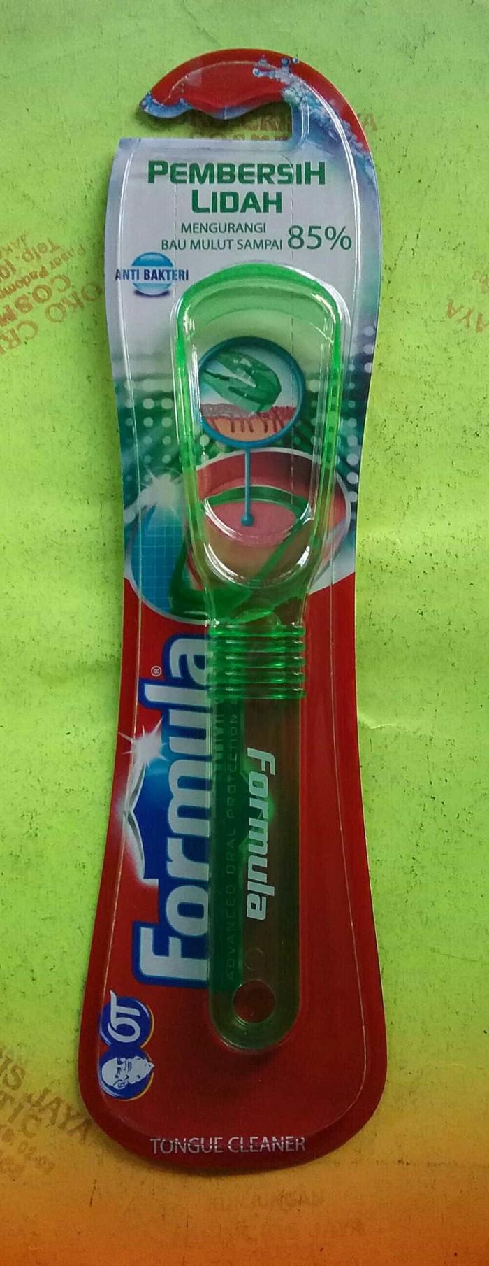 Tongue Cleaner. 59.000 · pembersih lidah Formula