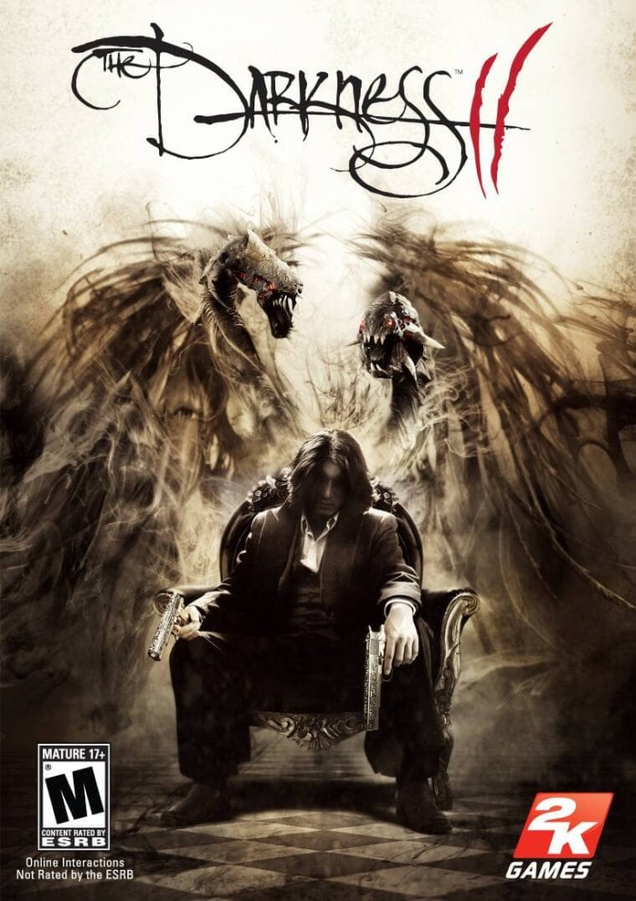 harga Pc games serial key original: darkness 2 steam Tokopedia.com