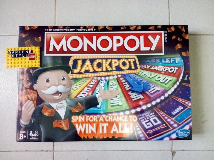 harga Monopoly jackpot original hasbro gaming Tokopedia.com