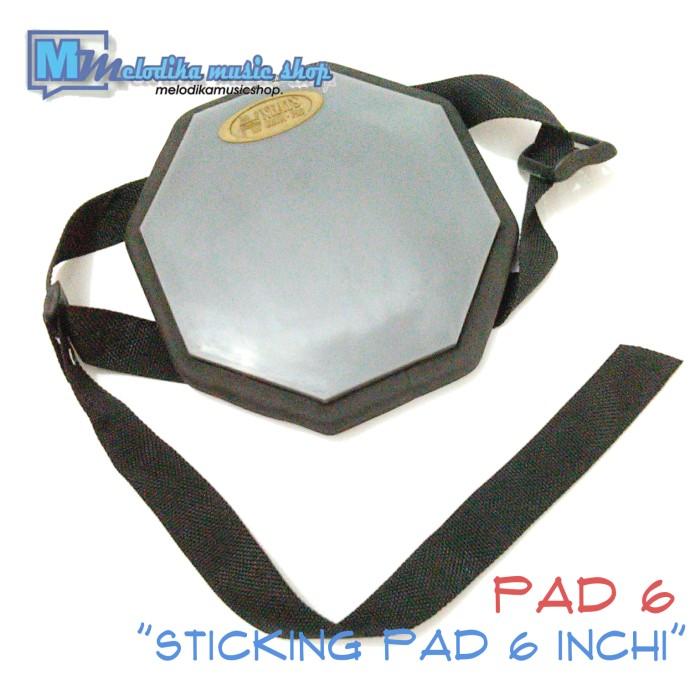 harga Neats practice pad / sticking pad / drum pad 6 Tokopedia.com