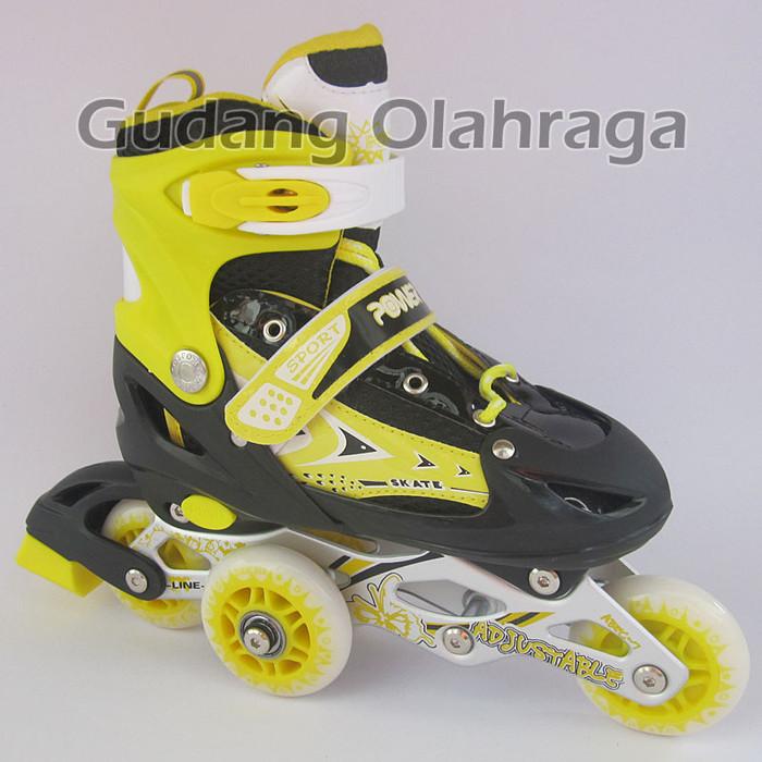 Jual Sepatu Roda BAJAJ Harga Grosir !! Inline Skate Anak dan Dewasa ... e28b5eff78