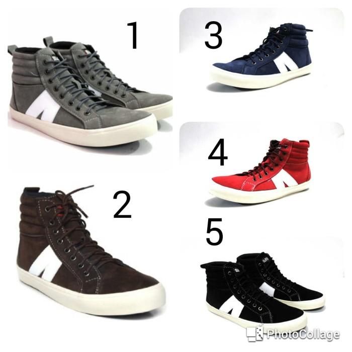 Sepatu boot pria blackmaster arl - touring murah promo diskon original