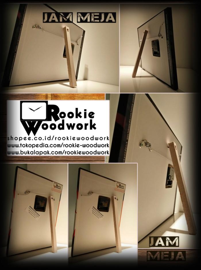 Jual hiasan dinding + Jam Dinding CARS -red black- - rookie woodwork ... 026bae0175