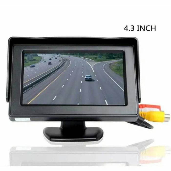 Foto Produk FPV 4.3 Inch TFT LCD Monitor Screen For RC 4.3inch 4.3in Drone or Car dari Faralia Shop