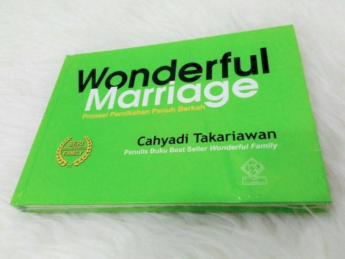 harga Wonderful marriage Tokopedia.com