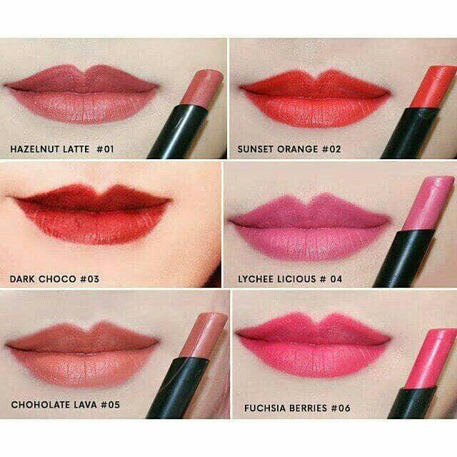 Face2Face lipstick xoxo matte