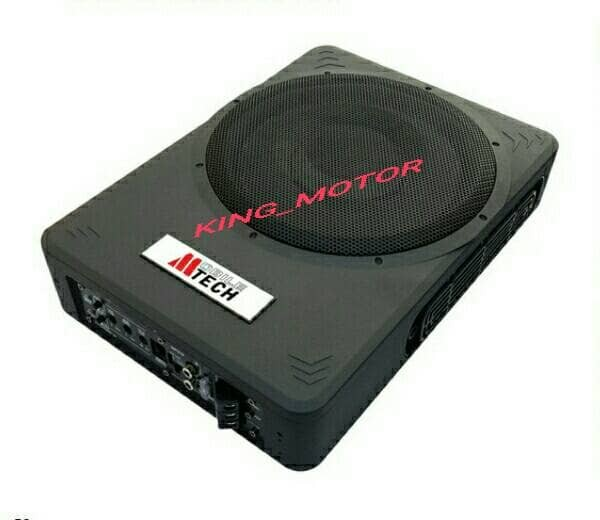 harga Subwoofer kolong slim aktif 10 inch mtech mm-8800 Tokopedia.com