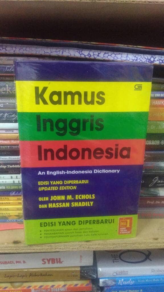 harga Kamus ingris indonesia Tokopedia.com