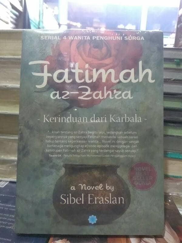 harga Novel fatimah az-zahra - sibel eraslan Tokopedia.com