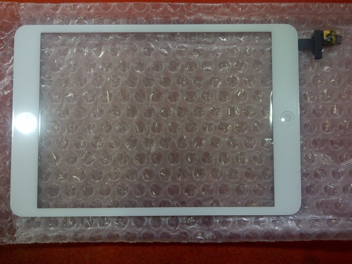 harga Touch screen ipad mini + ic original (white) Tokopedia.com