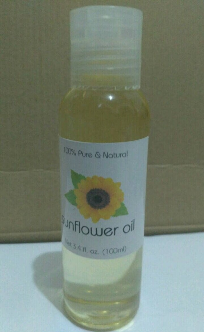 Foto Produk Sunflower Seed Oil 100ml dari nusae