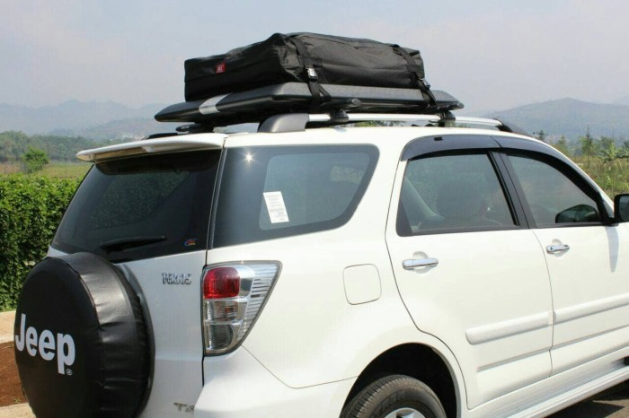 harga Car roof rack bag tahan air Tokopedia.com