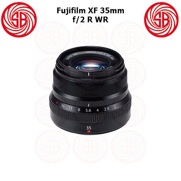 harga Lensa fujifilm xf 35mm f2 ; fujinon lens xf 35 mm f 2 r wr Tokopedia.com