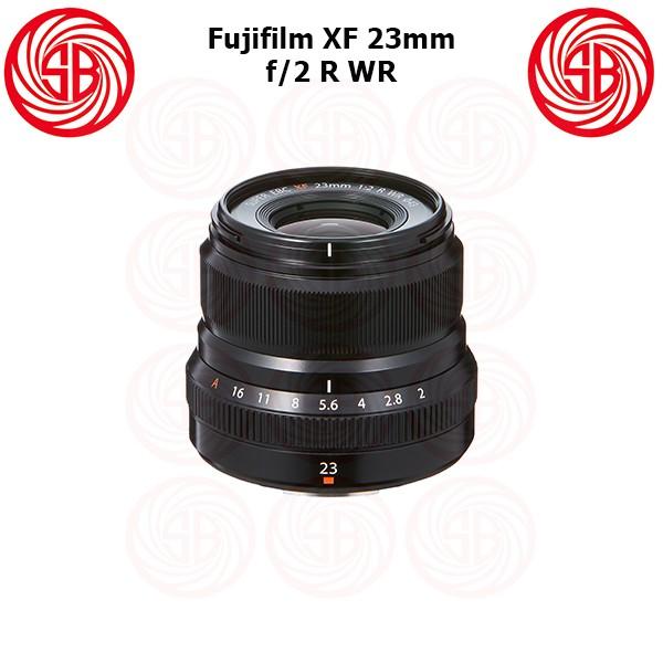 harga Lensa fujifilm xf 23mm f2 ; fujinon lens xf 23 mm f 2 r wr Tokopedia.com