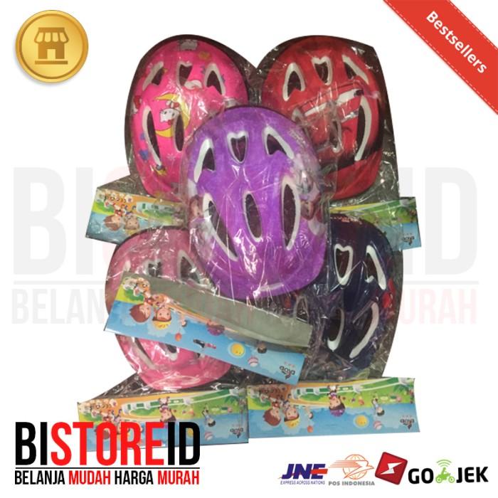 harga Helm anak karakter helm sepatu roda helm skate Tokopedia.com