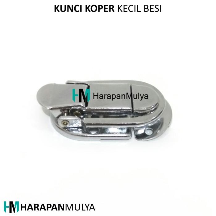 Kunci Koper Besi Hardcase Kecil
