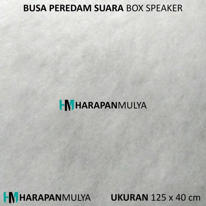 harga Busa box speaker tebal / peredam suara boks speker [125cm x 40cm] Tokopedia.com