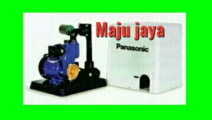 "Jual Pompa air dorong kran""Panasonic"" booster wasser ..."