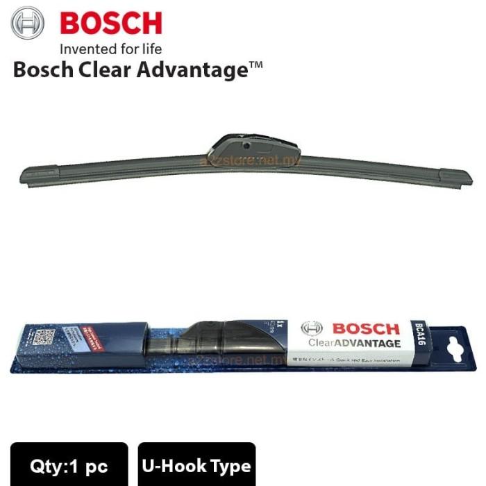harga Wiper frameless bosch clear advantage size 14  original 1pcs/ pack Tokopedia.com
